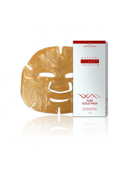 Collagen+ Nano Gold Facial Mask